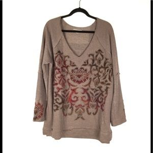 Soft Surroundings Renaissance Sweatshirt